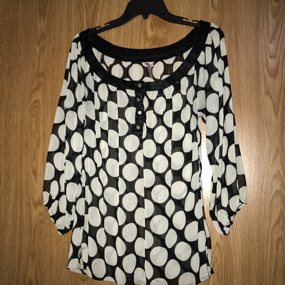 Heart Soul Tops - Heart and soul blouse
